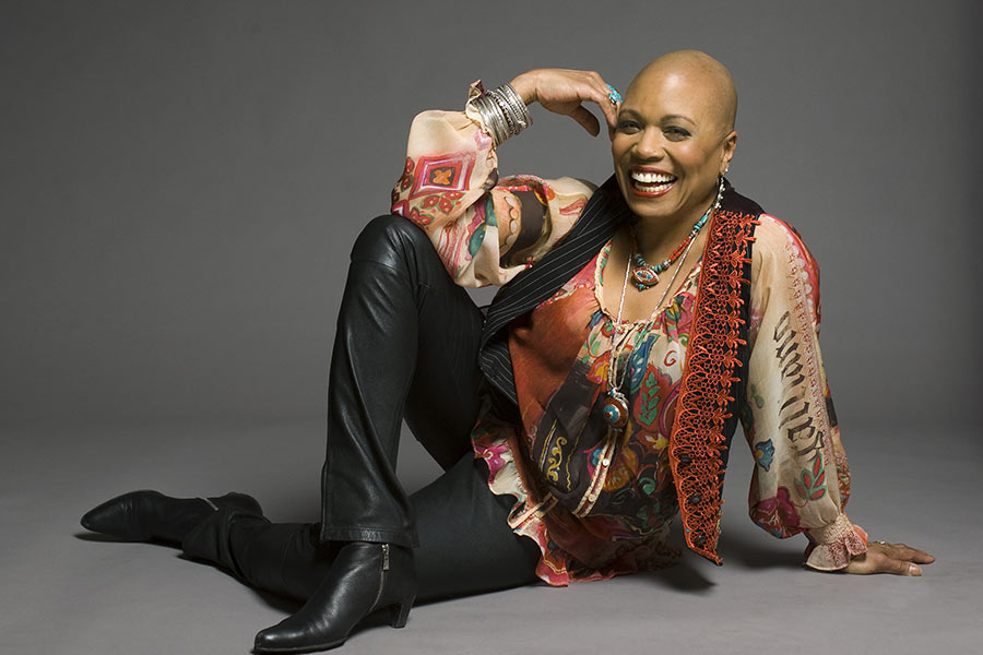 Dee Dee Bridgewater (foto di Mark Higashino)