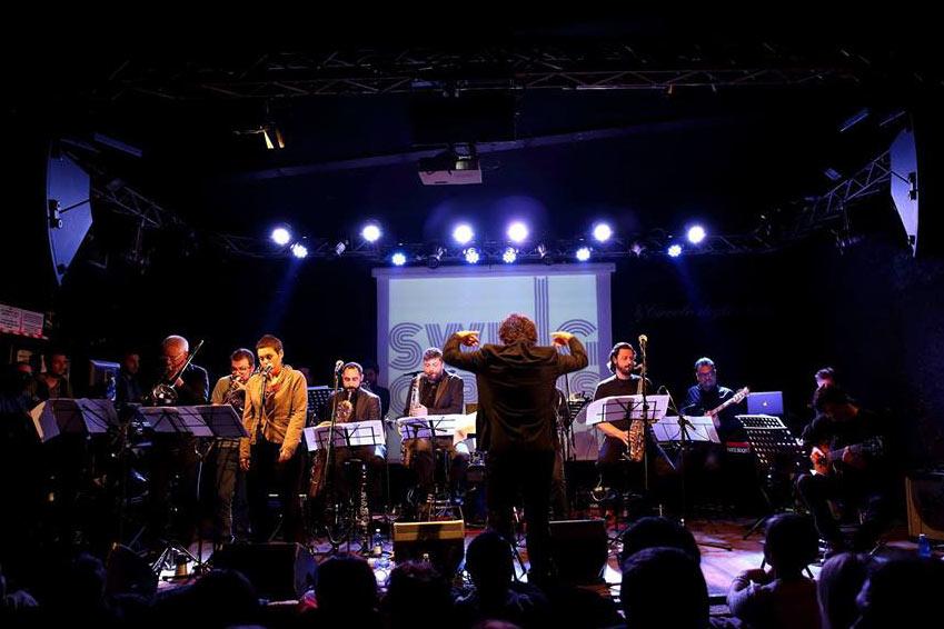 Orchestra Operaia (foto di Matteo Nardone)