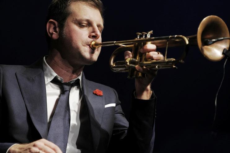 Fabrizio Bosso (foto di Andrea Boccalini)