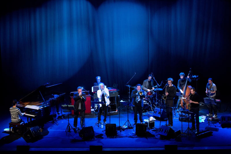 Enrico Rava & Parco della Musica Jazz Lab